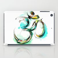 ohm iPad Cases featuring Ohm by Abby Diamond