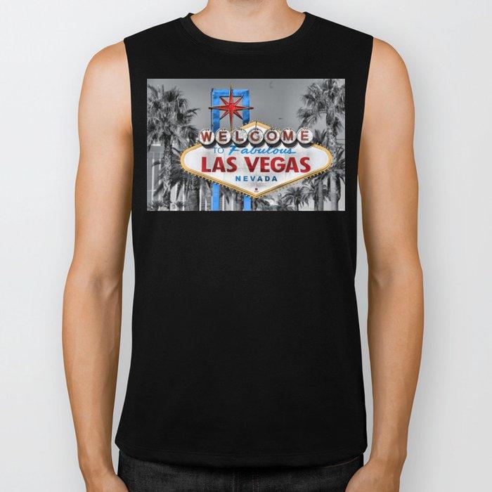 Welcome to Fabulous Las Vegas Biker Tank