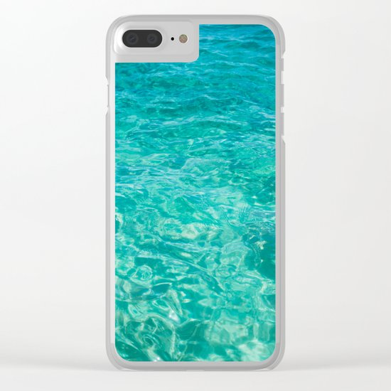 Cabo Water Clear iPhone Case