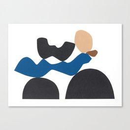 ejercicio sustantivo #5 Canvas Print