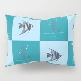 AFE Angelfish Pattern Pillow Sham