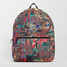 Opinion and Vodka Backpack