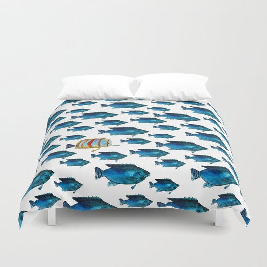 Dare to be different Duvet Cover