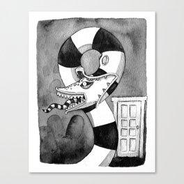 Betelgeuse. Canvas Print