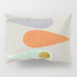 Vintage minimal improvisation 3 Pillow Sham