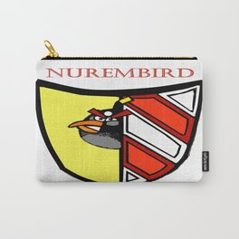 The Angry Nuernberg Nurembird Carry-All Pouch