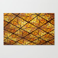 Ceiling Collage  Canvas Print