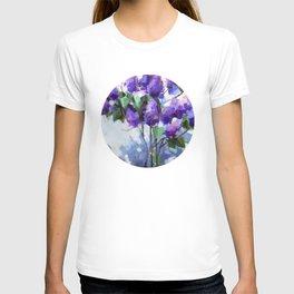 Lilac Branch T-shirt