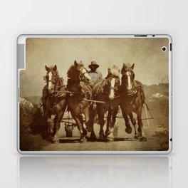 Team Of Horses Laptop & iPad Skin