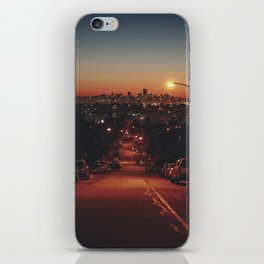 Van City Nights iPhone Skin