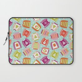 Ugly Christmas Sweaters Laptop Sleeve
