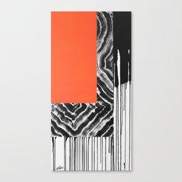 LAYERS#01 Canvas Print