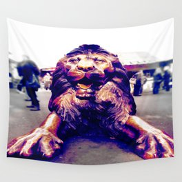 Camden´s Lion Wall Tapestry