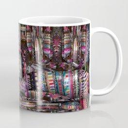 number 313 multicolored Coffee Mug