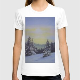 Winter Sunrise T-shirt