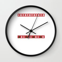 I Dont Know Margo - Christmas Vacation Quote Gift Idea Wall Clock