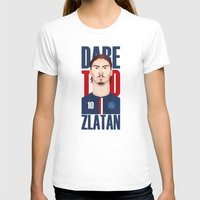 zlatan T-shirts featuring Z.I by Micka Design