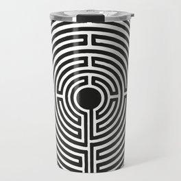 Maze 2 Travel Mug