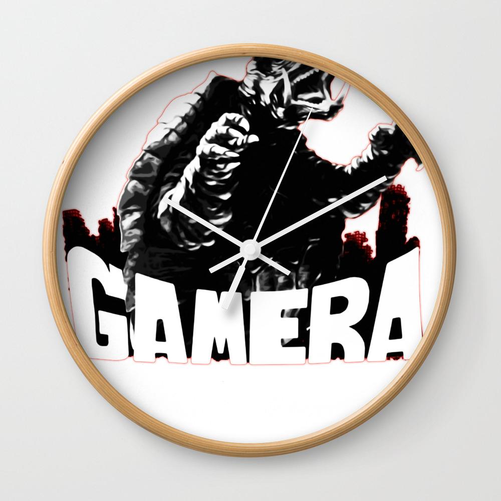 Gamera ?����ǣ Guardian Of The Universe Wall Clock by Thanart CLK8965769