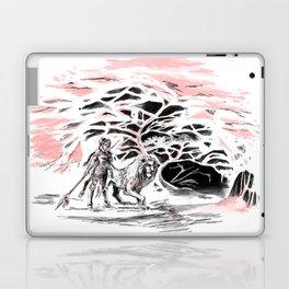 Royal Huntress Laptop & iPad Skin