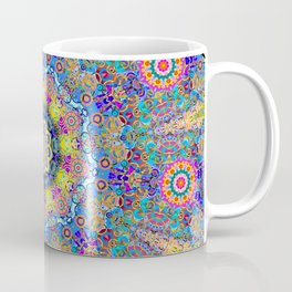 Floating in the sea of search Coffee Mug