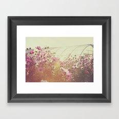 October Blooming 03 Framed Art Print
