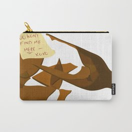 I've Got Real Big Plans For Such Bad Thoughts Carry-All Pouch