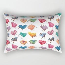 Please Take a Seat Rectangular Pillow
