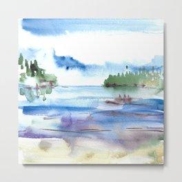 Lake Windermere Metal Print