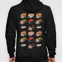 Sushi English Bulldog Hoody