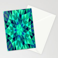teal. Stationery Cards
