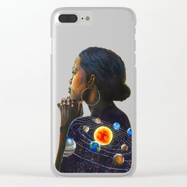 Starseed Clear iPhone Case