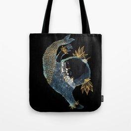 Fish City III Tote Bag