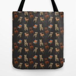House of Chairs Tote Bag
