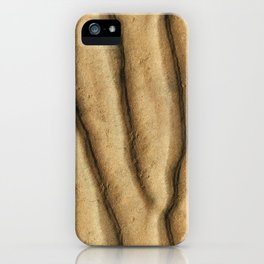 Sand bottom iPhone Case