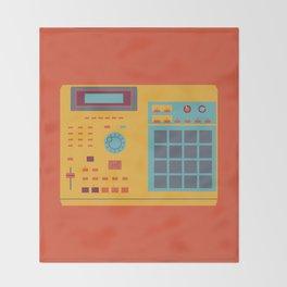 World of Stereo: Akai MPC 2000XL Throw Blanket