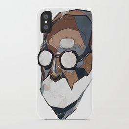 Freud iPhone Case
