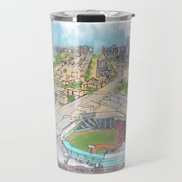 Fenway Park Travel Mug