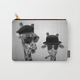 Giraffe gangsters Carry-All Pouch