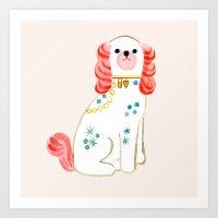 Spaniel Art Print