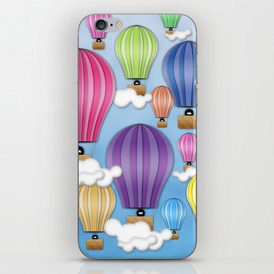 UP! UP! AND AWAAAAAAYYY!  iPhone & iPod Skin