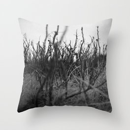 wild Throw Pillow