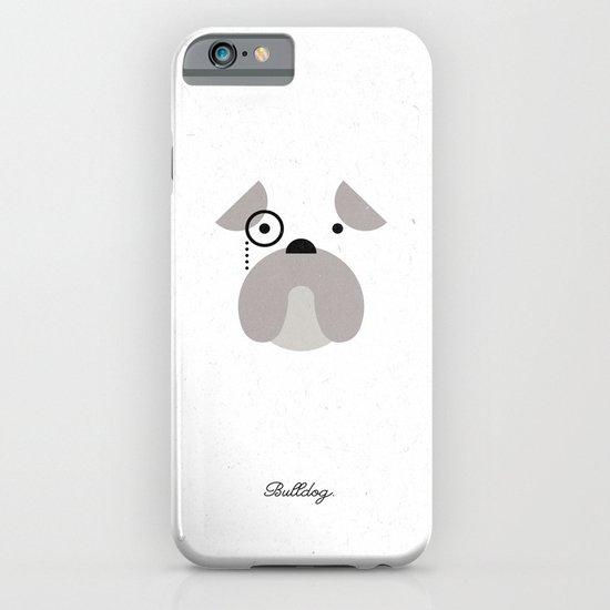 Pedigree: Bulldog iPhone & iPod Case