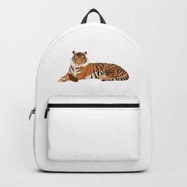 Football Tiger Backpack