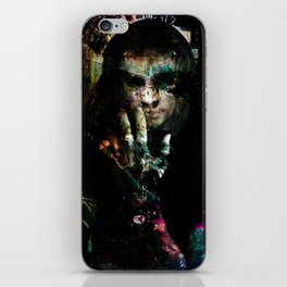 Decay Version 2 iPhone Skin