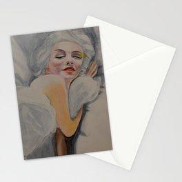 morning 2 Stationery Cards