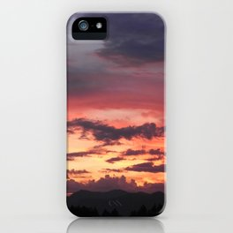 Sunrise Sherbet iPhone Case
