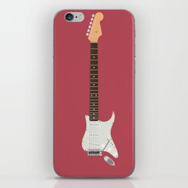 Candy Apple Twang iPhone Skin