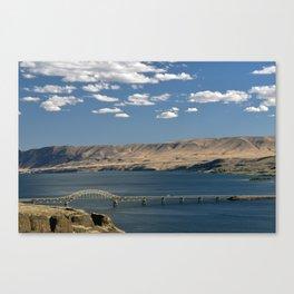 Vantage Bridge Canvas Print