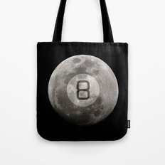 Magic 8 Ball Tote Bag